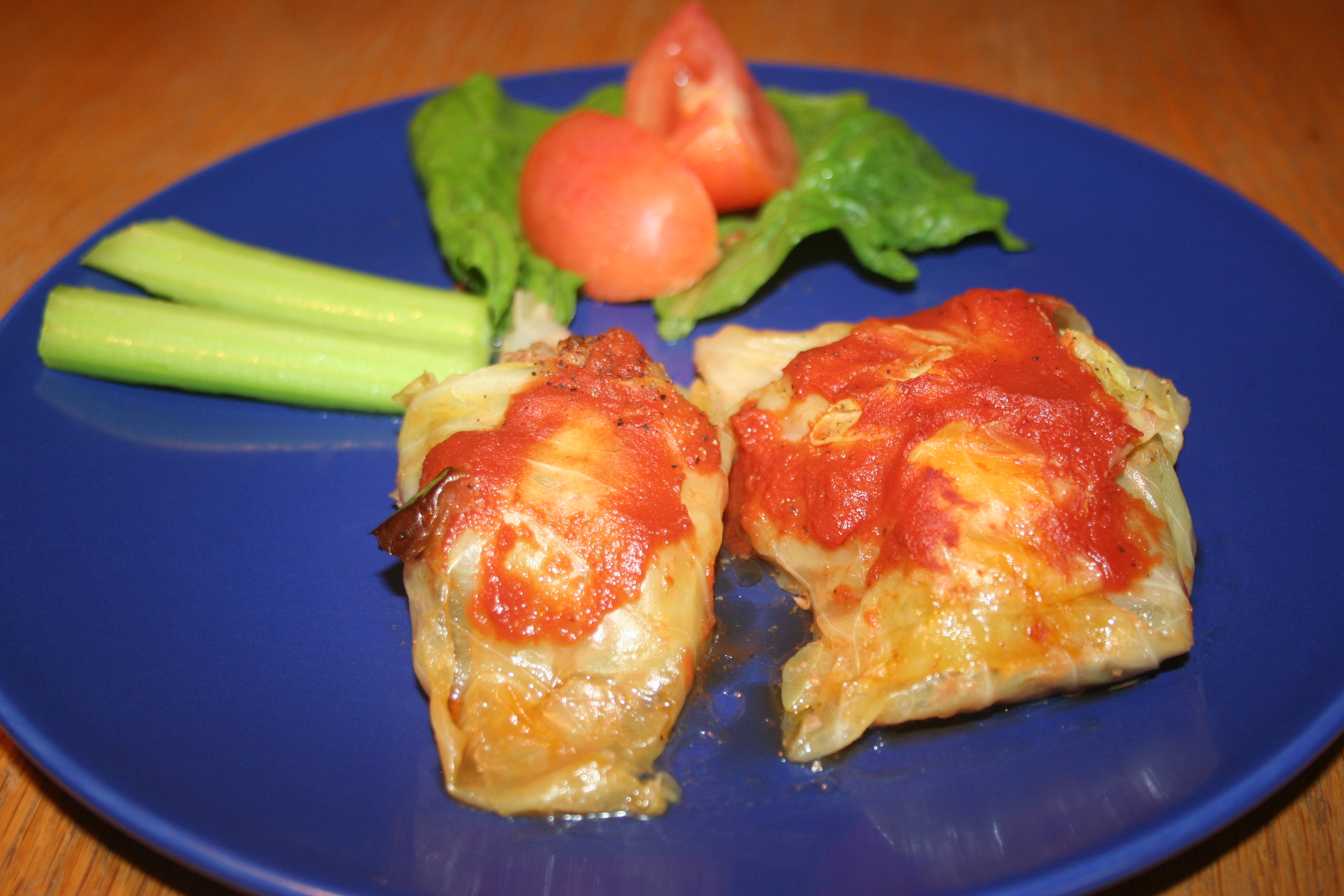 Cabbage Rolls | Miracle Skinny Drops
