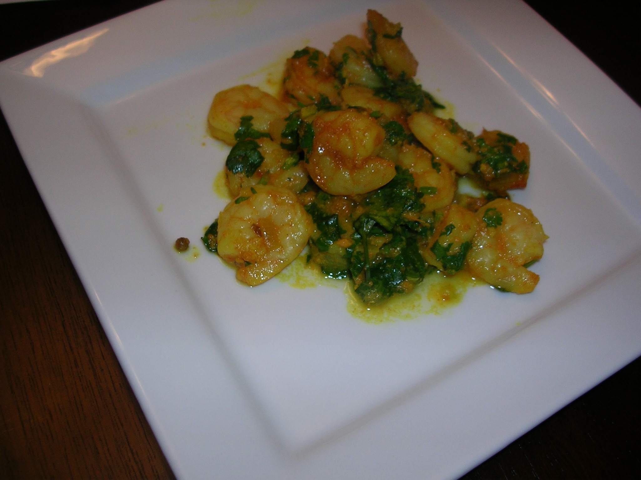 Curried Shrimp P2 Simeons Protocol recipe | Miracle Skinny Drops