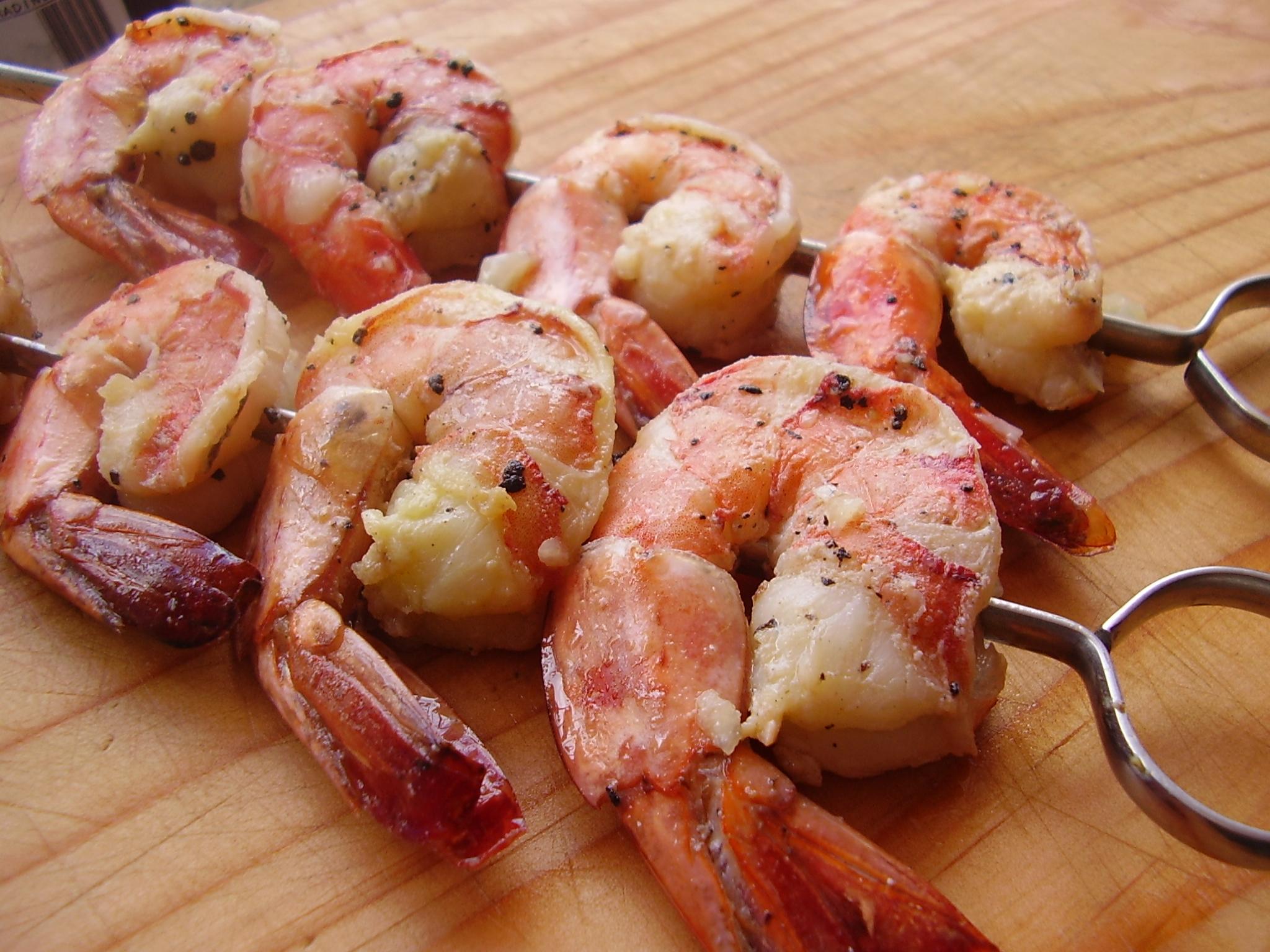 Garlic Shrimp | MSD/LCM- Goshen LLC