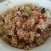 Quinoa Spanish Rice