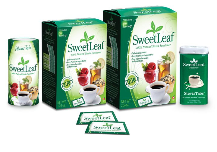Whole Foods Stevia Packets