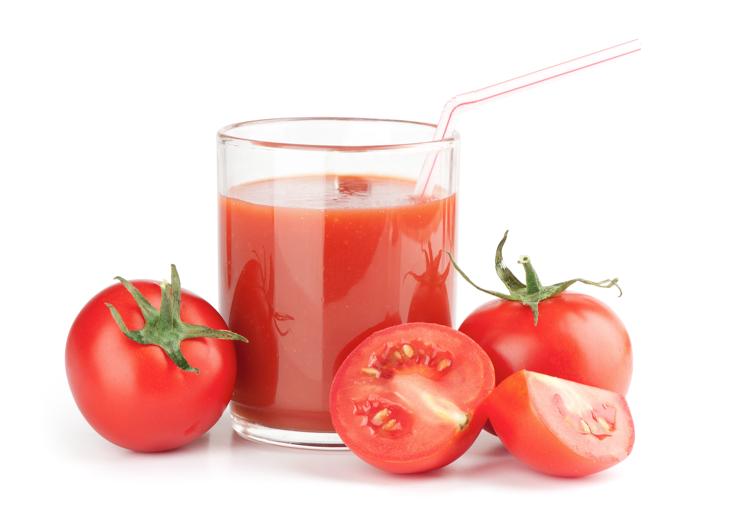 Как пить томатный сок? - фото