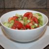 Cucumber & Tomato Salad (P2)