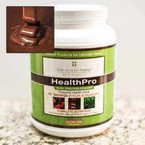 HealthPro -Chocolate