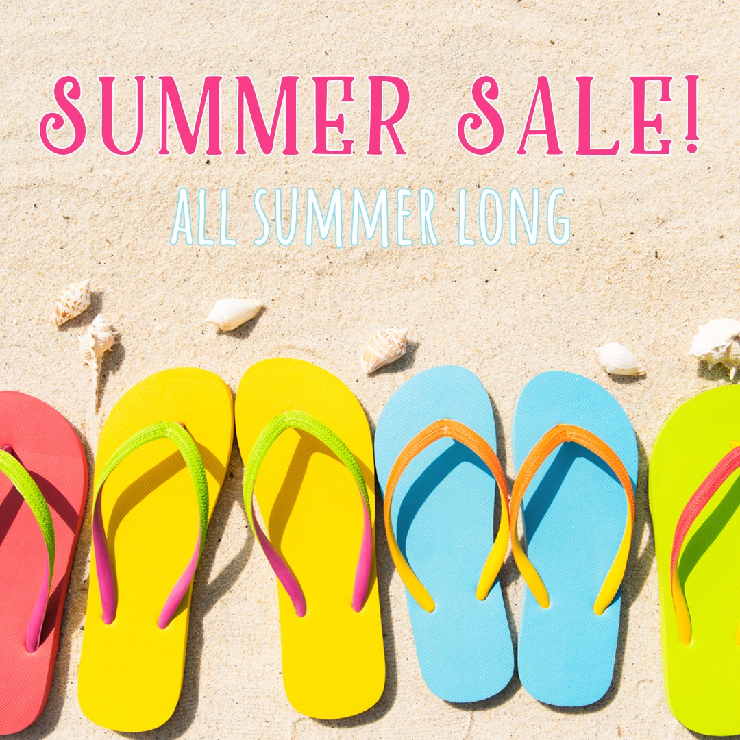 Summer Sale on Select Items