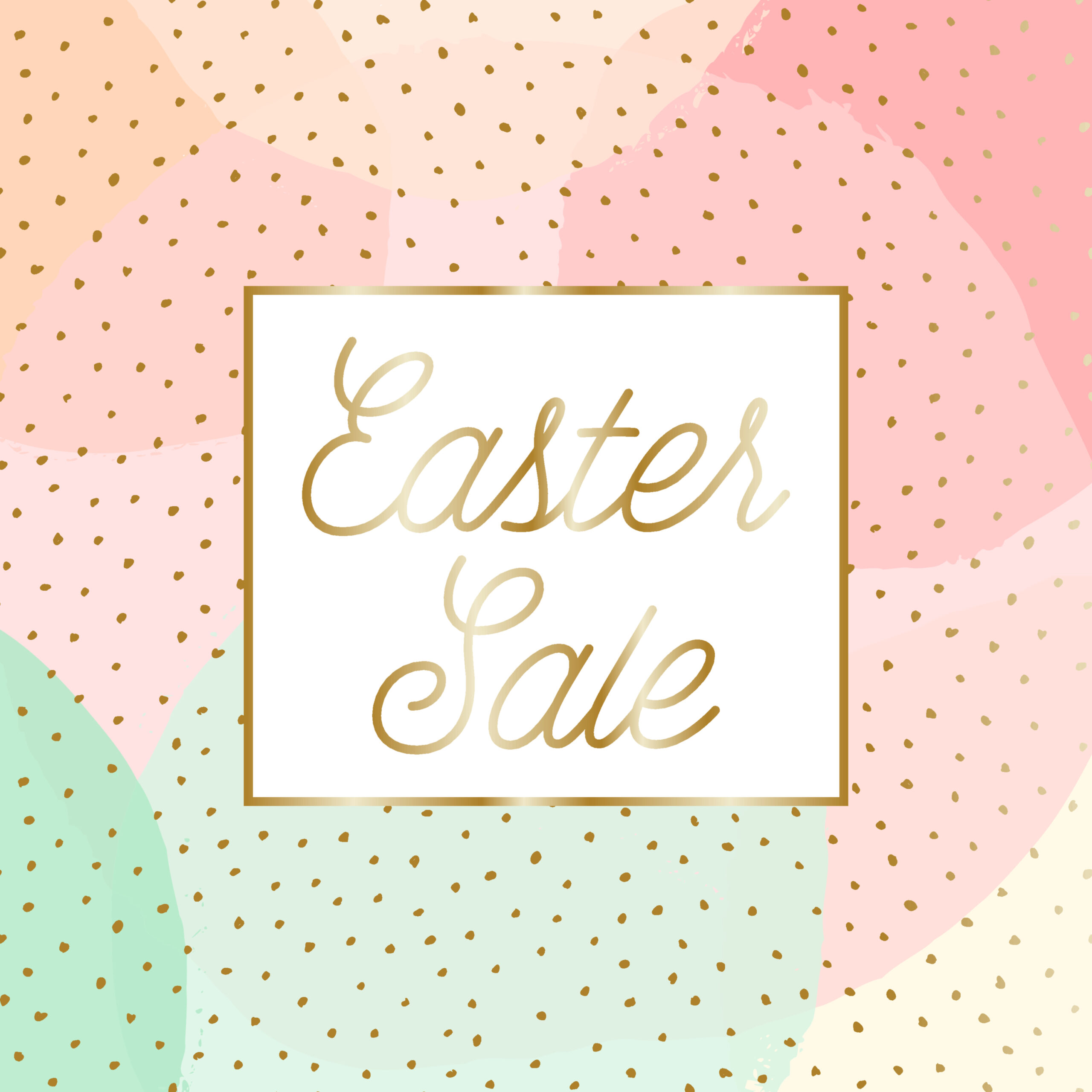 Easter Sale This Weekend Only!!